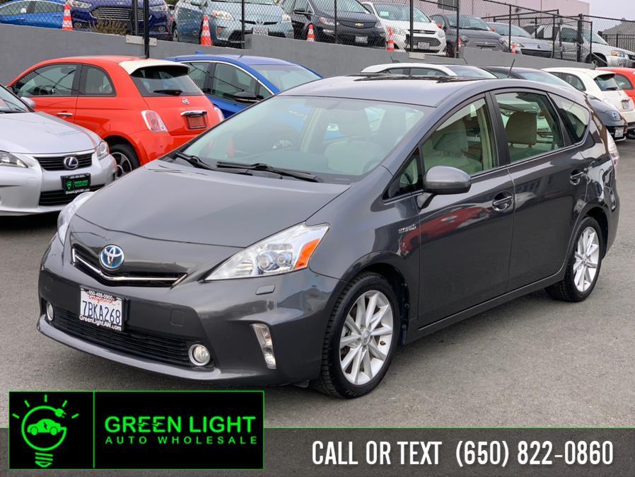 Used Toyota Prius V Five 2013 | Green Light Auto Wholesale. Daly City, California