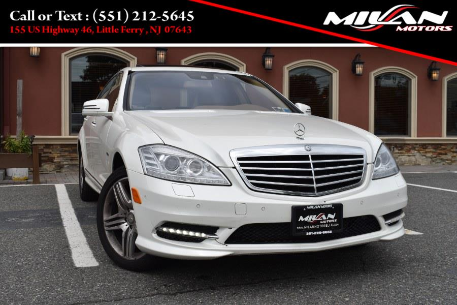 Used Mercedes-Benz S-Class 4dr Sdn S550 4MATIC 2012 | Milan Motors. Little Ferry , New Jersey