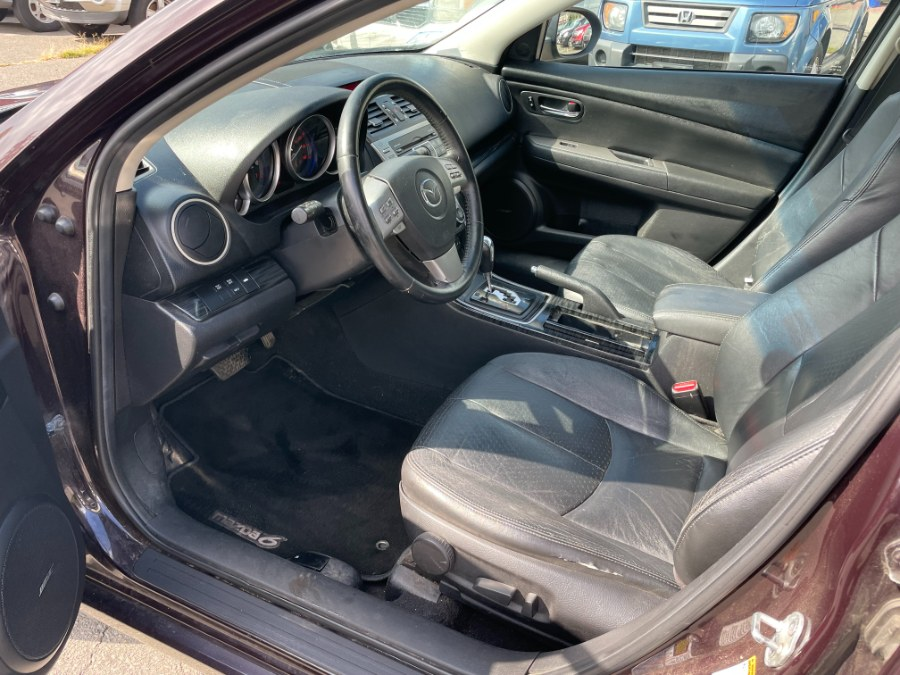 Used Mazda Mazda6 4dr Sdn Auto i Touring 2010 | CT Car Co LLC. East Windsor, Connecticut