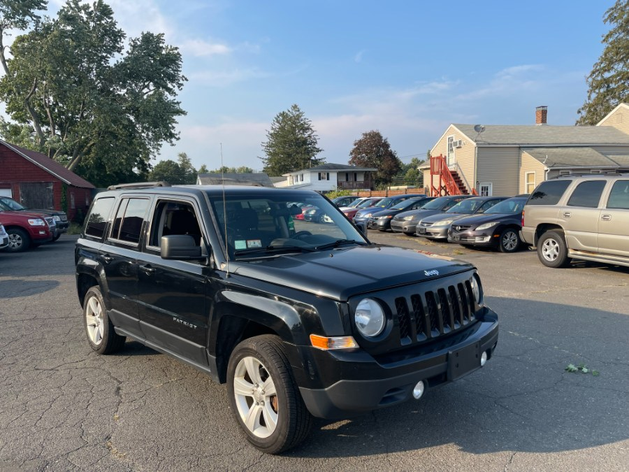 Used Jeep Patriot 4WD 4dr Latitude 2012 | CT Car Co LLC. East Windsor, Connecticut