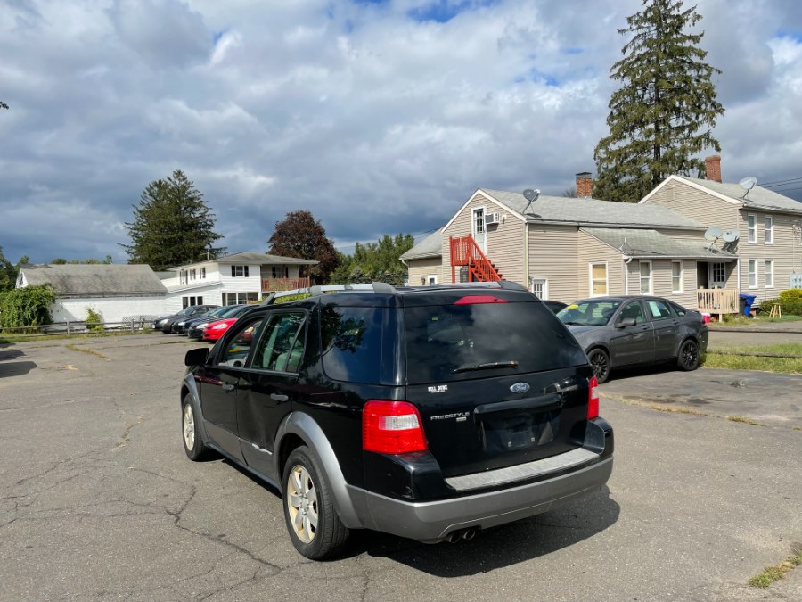 Used Ford Freestyle 4dr Wgn SE AWD 2006 | CT Car Co LLC. East Windsor, Connecticut