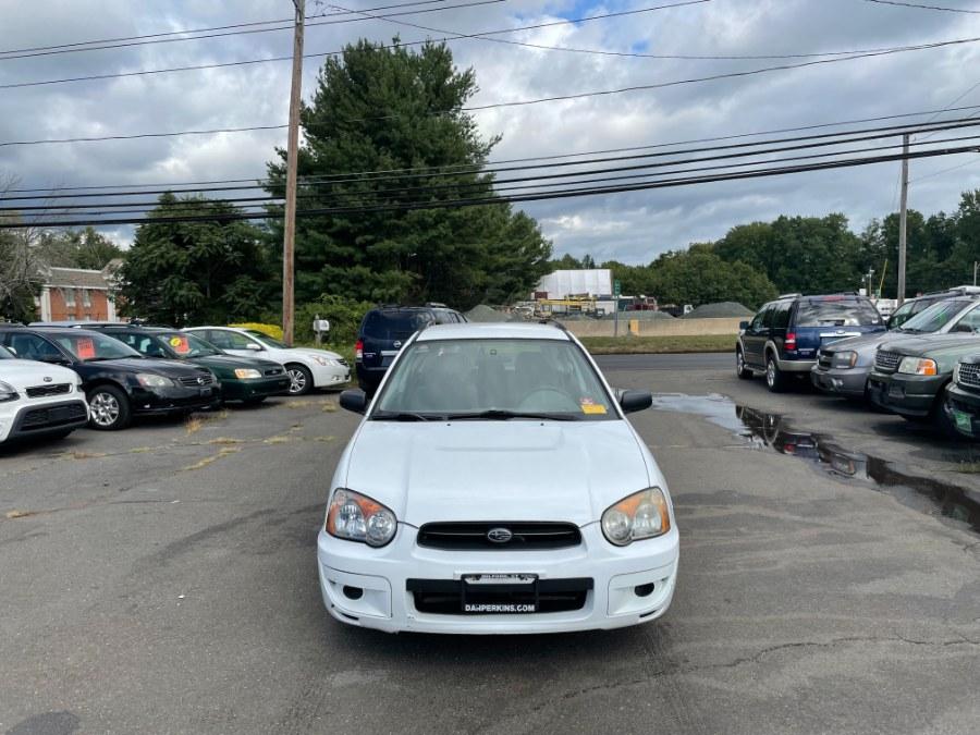 Used 2004 Subaru Impreza Wagon in East Windsor, Connecticut | CT Car Co LLC. East Windsor, Connecticut