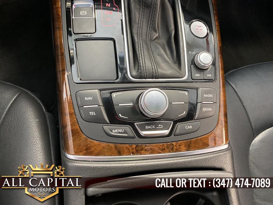Used Audi A6 4dr Sdn quattro 3.0L TDI Premium Plus 2014   All Capital Motors. Brooklyn, New York