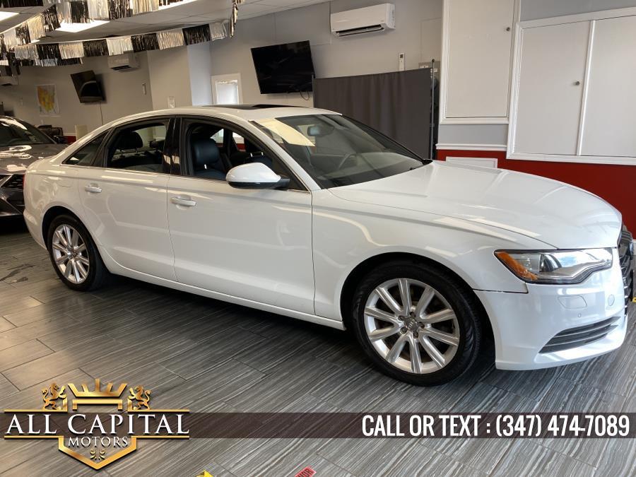 Used 2014 Audi A6 in Brooklyn, New York | All Capital Motors. Brooklyn, New York