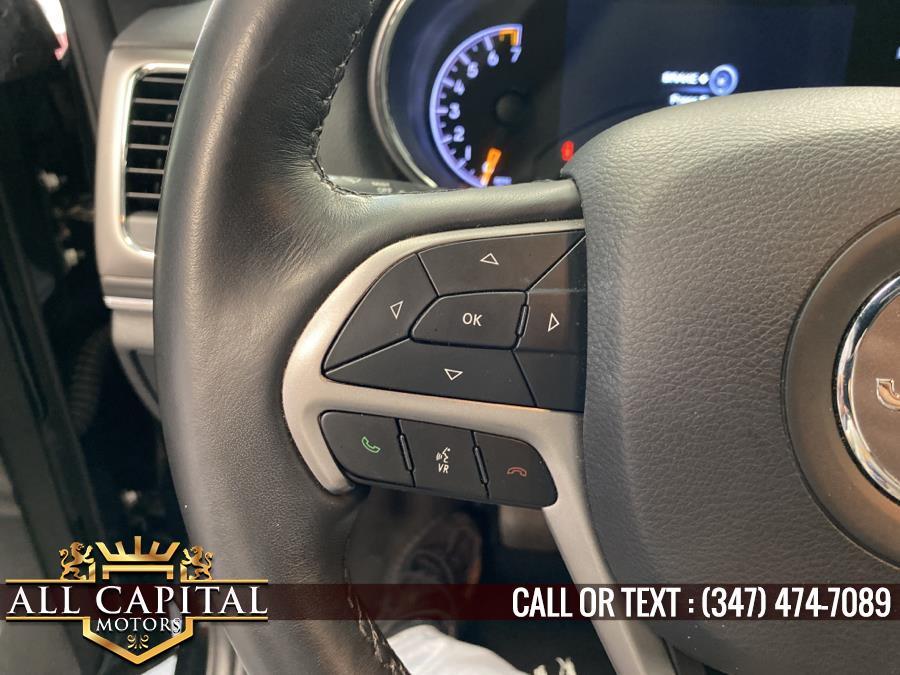 Used Jeep Grand Cherokee Limited X 4x4 2019   All Capital Motors. Brooklyn, New York