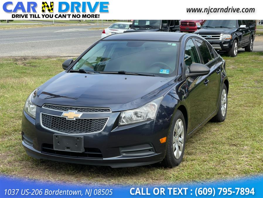 Used Chevrolet Cruze LS Auto 2014   Car N Drive. Bordentown, New Jersey