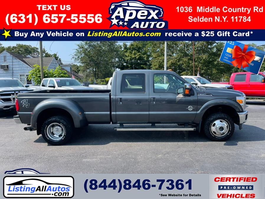 Used 2016 Ford Super Duty F-350 DRW in Patchogue, New York | www.ListingAllAutos.com. Patchogue, New York