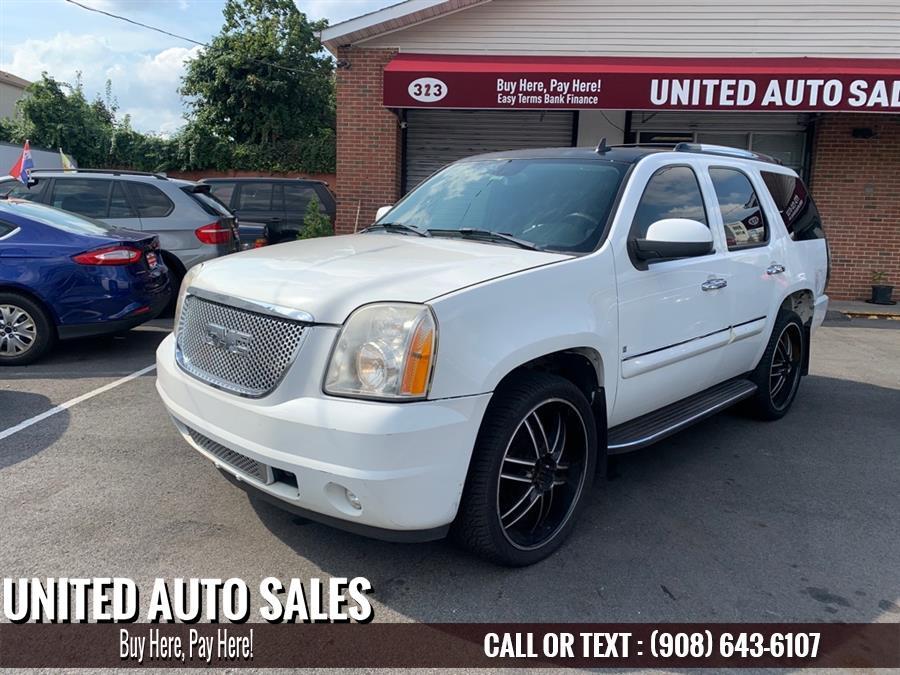 Used GMC Yukon DENALI 2007 | United Auto Sale. Newark, New Jersey
