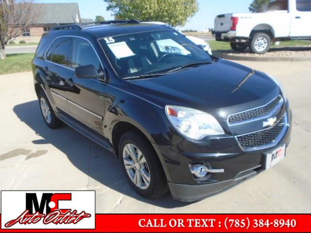 Used 2015 Chevrolet Equinox in Colby, Kansas | M C Auto Outlet Inc. Colby, Kansas