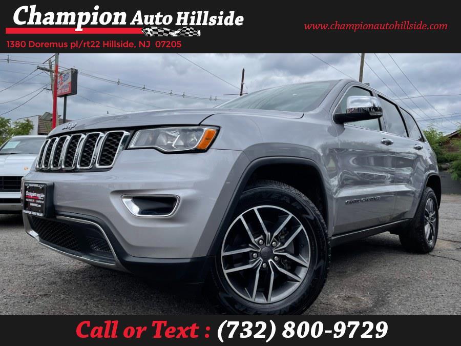 Used 2019 Jeep Grand Cherokee in Hillside, New Jersey | Champion Auto Hillside. Hillside, New Jersey