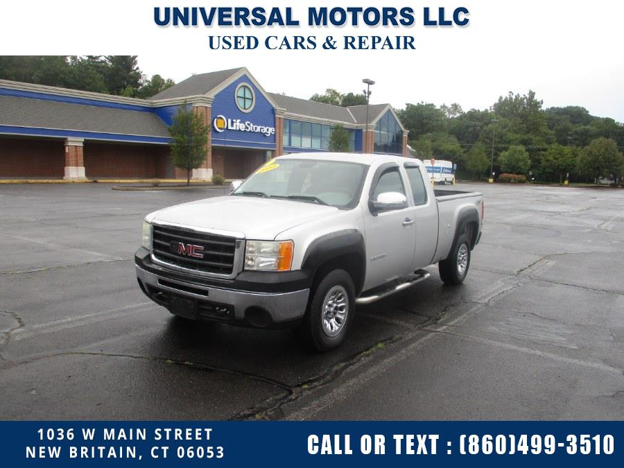 Used 2010 GMC Sierra 1500 in New Britain, Connecticut | Universal Motors LLC. New Britain, Connecticut