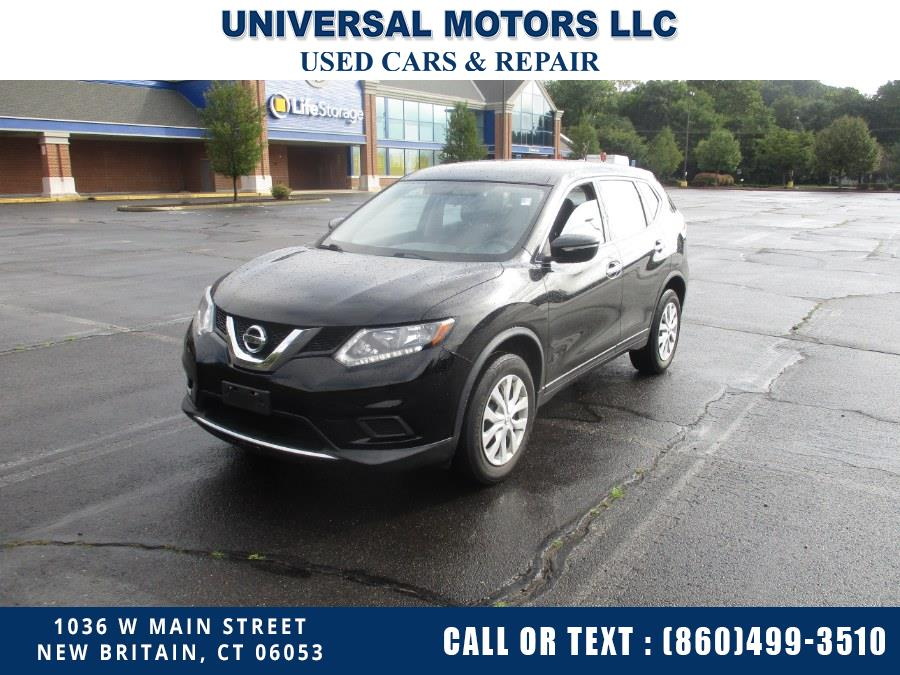 Used 2015 Nissan Rogue in New Britain, Connecticut | Universal Motors LLC. New Britain, Connecticut