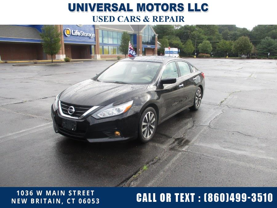 Used Nissan Altima 2.5 SV Sedan 2017 | Universal Motors LLC. New Britain, Connecticut