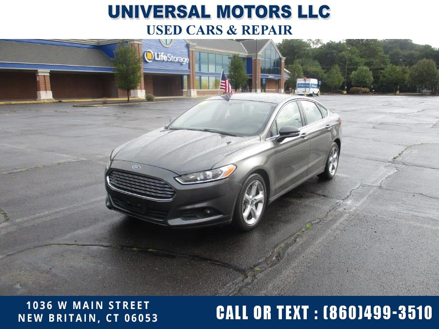 Used 2015 Ford Fusion in New Britain, Connecticut | Universal Motors LLC. New Britain, Connecticut