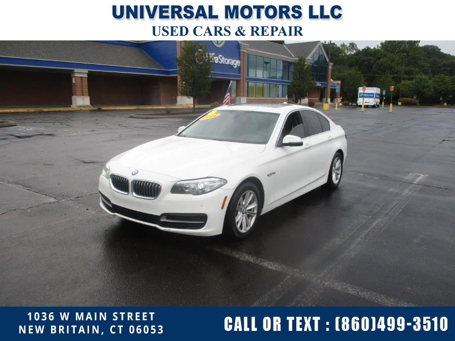 Used BMW 5 Series 4dr Sdn 528i 2014 | Universal Motors LLC. New Britain, Connecticut