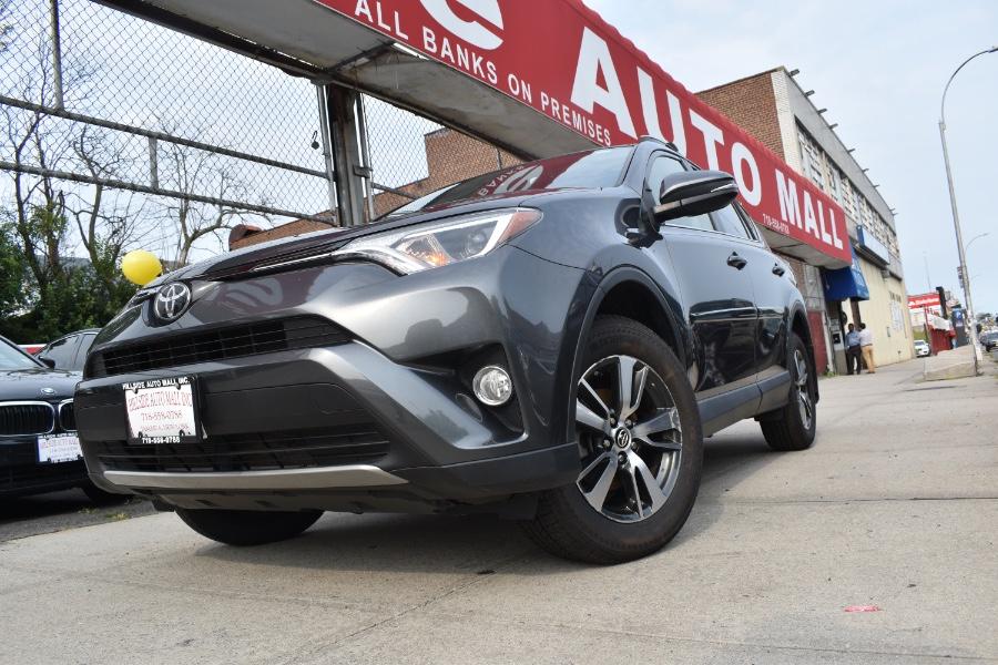 Used Toyota RAV4 XLE AWD (Natl) 2017 | Hillside Auto Mall Inc.. Jamaica, New York
