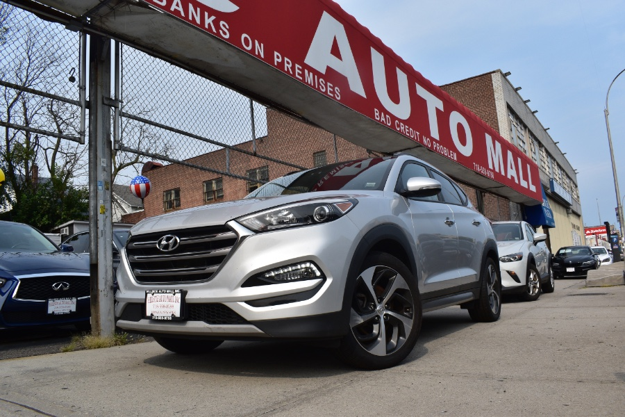 Used Hyundai Tucson Limited AWD 2017   Hillside Auto Mall Inc.. Jamaica, New York