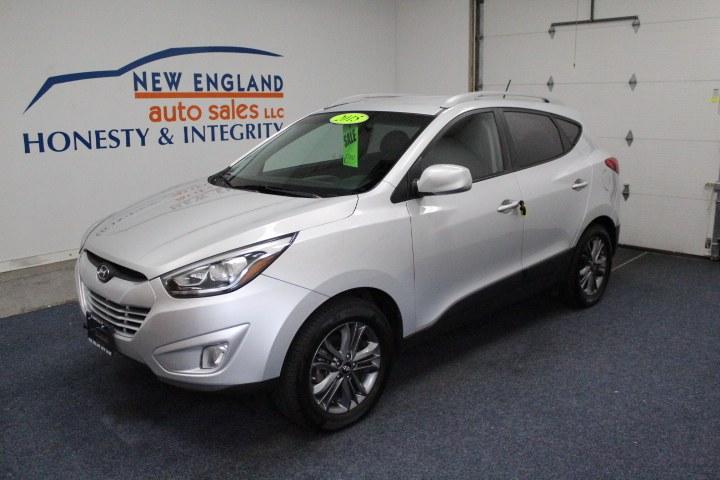 Used Hyundai Tucson AWD 4dr SE 2015   New England Auto Sales LLC. Plainville, Connecticut