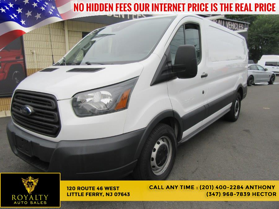 """Used Ford Transit Cargo Van T-150 130"""" Low Rf 8600 GVWR Sliding RH Dr 2015   Royalty Auto Sales. Little Ferry, New Jersey"""