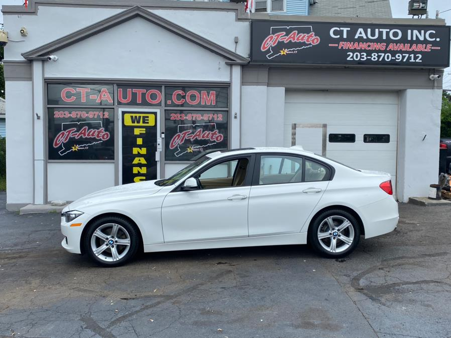 Used BMW 3 Series 4dr Sdn 320i xDrive AWD 2013 | CT Auto. Bridgeport, Connecticut