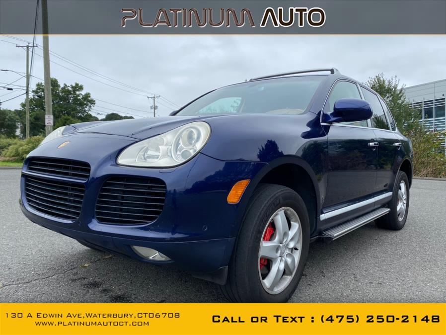 Used 2005 Porsche Cayenne in Waterbury, Connecticut | Platinum Auto Care. Waterbury, Connecticut