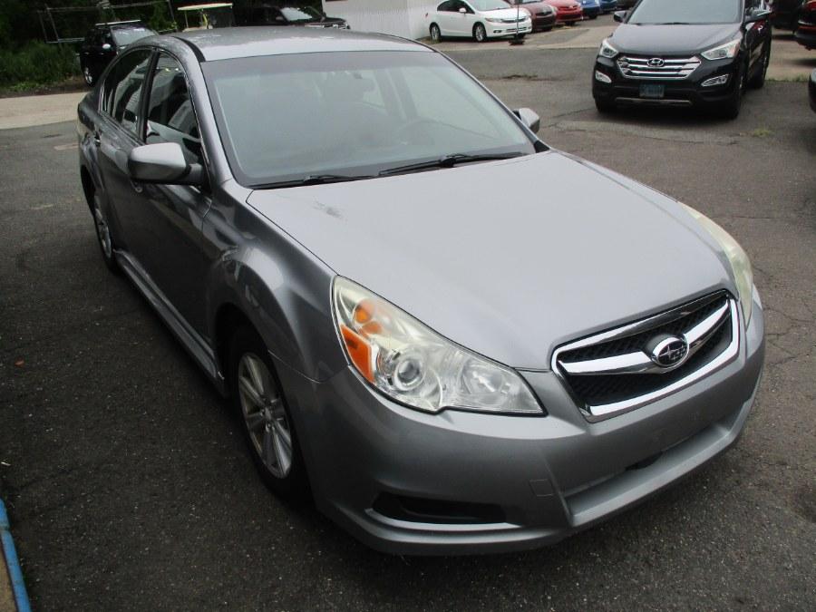 Used Subaru Legacy 2.5I Premium 2010   Cos Central Auto. Meriden, Connecticut