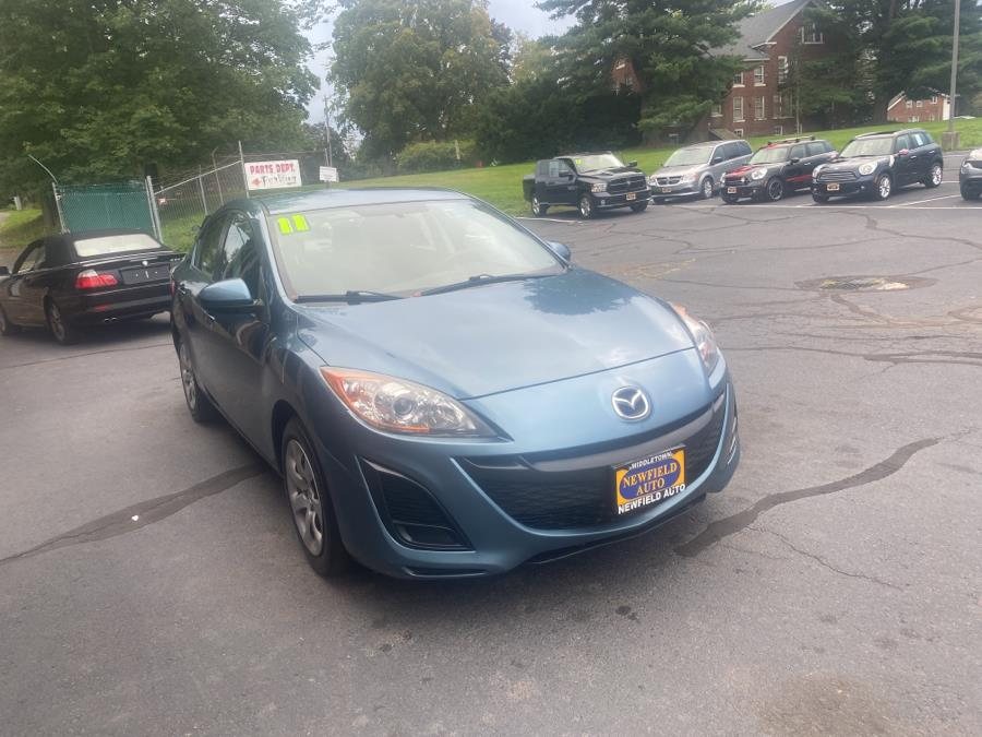 Used Mazda Mazda3 4dr Sdn Auto i Sport 2011   Newfield Auto Sales. Middletown, Connecticut