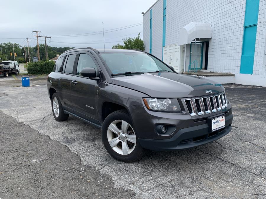 Used Jeep Compass 4WD 4dr Sport 2016   Dealertown Auto Wholesalers. Milford, Connecticut