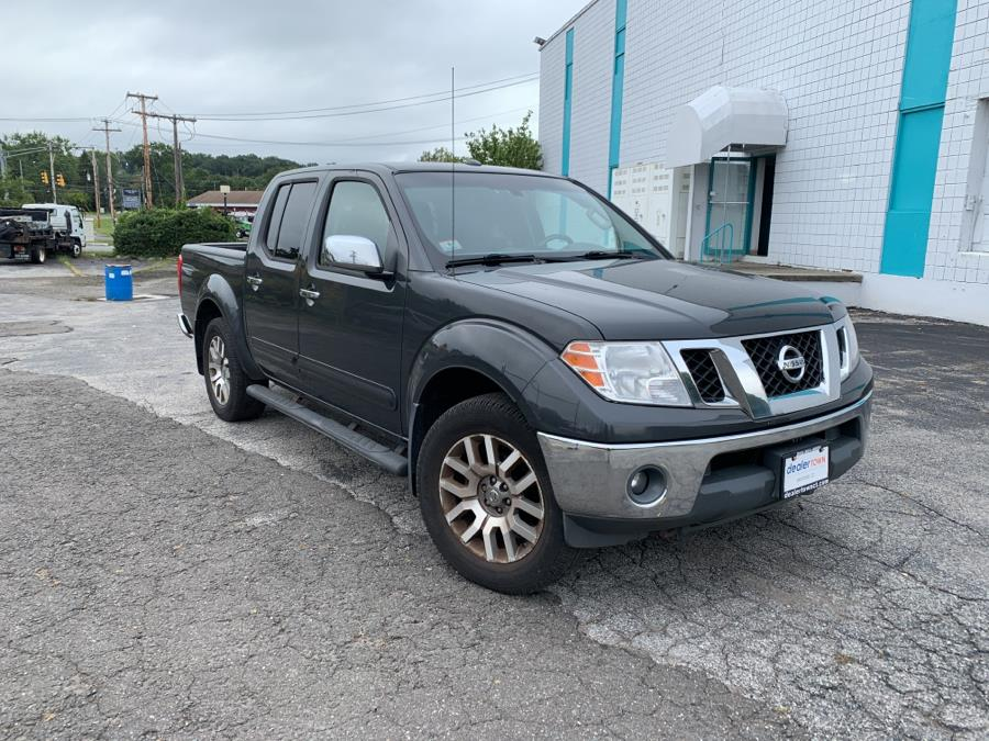 Used Nissan Frontier 4WD Crew Cab SWB Auto SLL 2013   Dealertown Auto Wholesalers. Milford, Connecticut