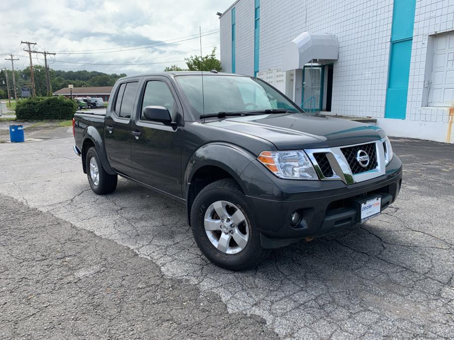 Used Nissan Frontier 4WD Crew Cab SWB Auto SL 2013   Dealertown Auto Wholesalers. Milford, Connecticut