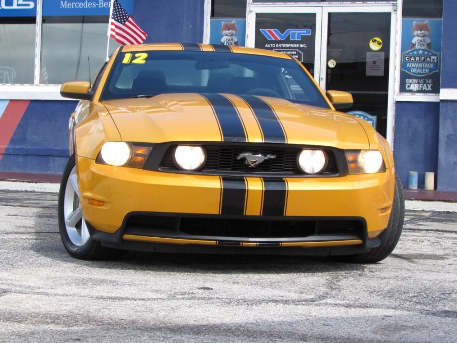 Used 2012 Ford Mustang in Orlando, Florida | VIP Auto Enterprise, Inc. Orlando, Florida