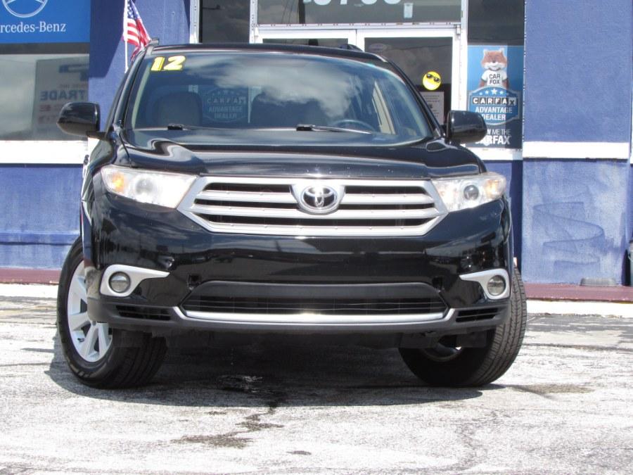Used 2012 Toyota Highlander in Orlando, Florida | VIP Auto Enterprise, Inc. Orlando, Florida