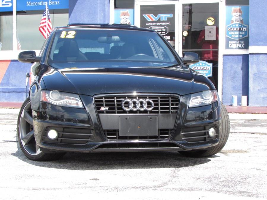 Used 2012 Audi S4 in Orlando, Florida | VIP Auto Enterprise, Inc. Orlando, Florida