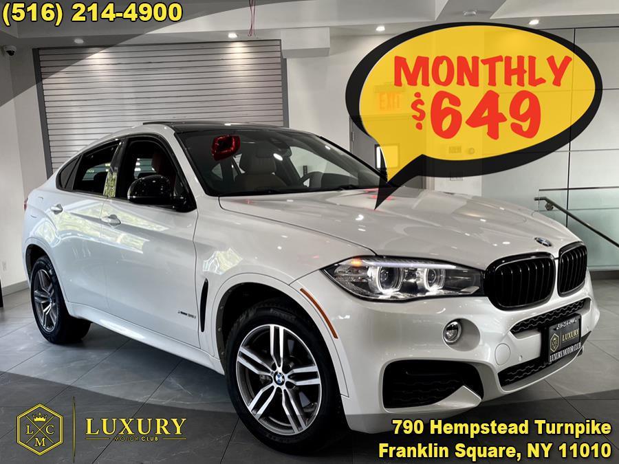 Used BMW X6 xDrive35i MSPT 2018 | Luxury Motor Club. Franklin Square, New York