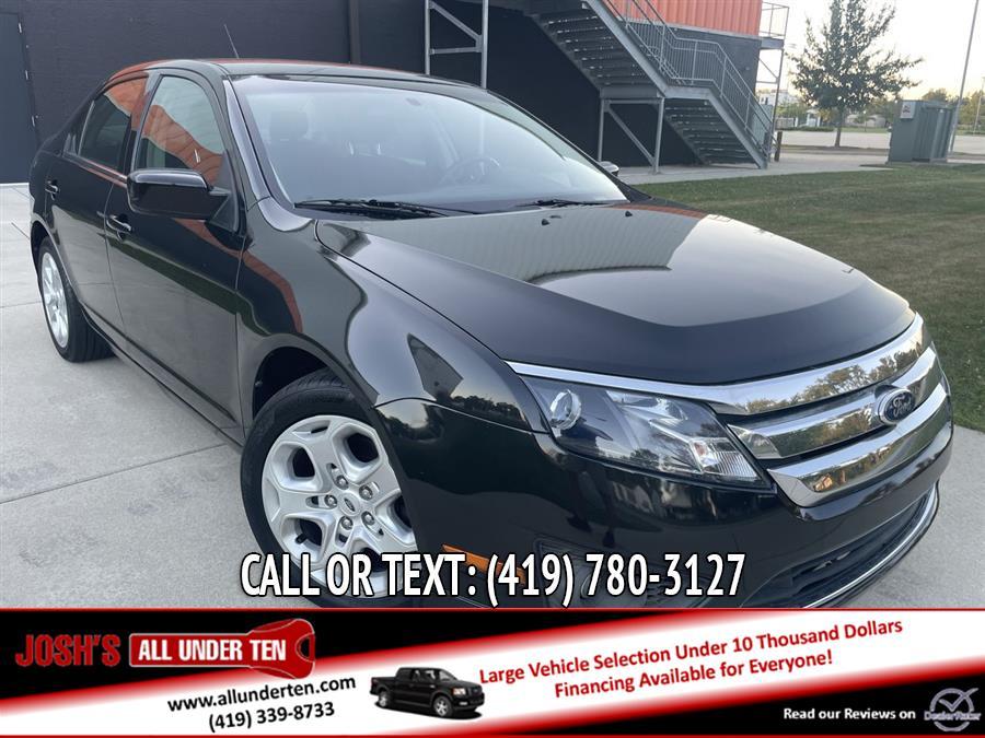 Used 2011 Ford Fusion in Elida, Ohio | Josh's All Under Ten LLC. Elida, Ohio