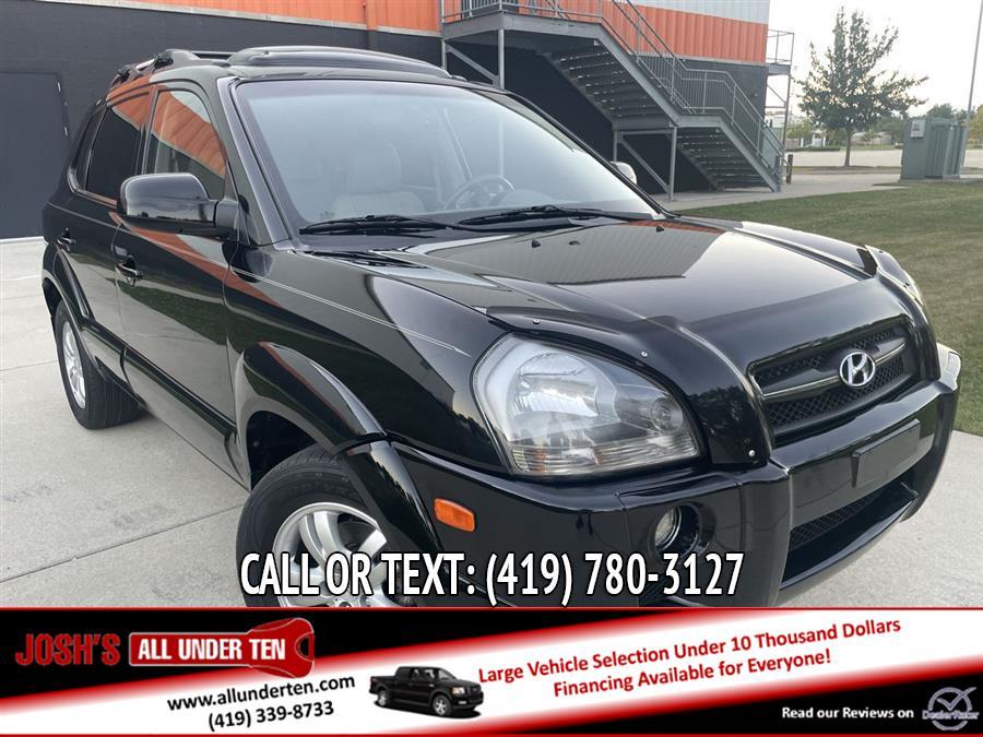 Used 2006 Hyundai Tucson in Elida, Ohio | Josh's All Under Ten LLC. Elida, Ohio