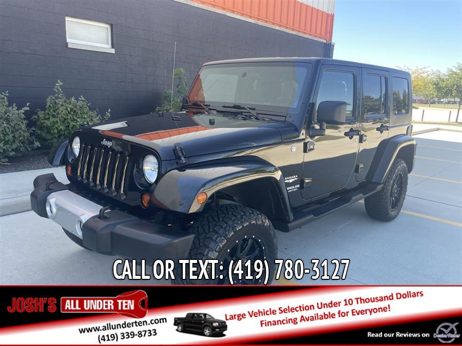 Used 2009 Jeep Wrangler Unlimited in Elida, Ohio | Josh's All Under Ten LLC. Elida, Ohio