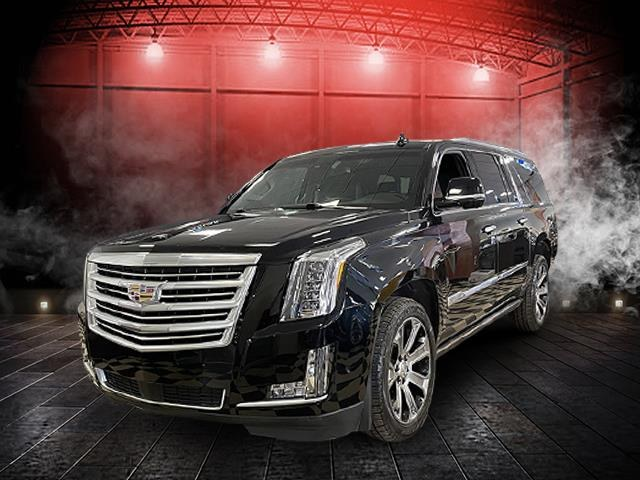Used Cadillac Escalade ESV 4WD 4dr Luxury 2015 | Sunrise Auto Outlet. Amityville, New York