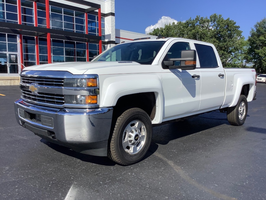 "Used Chevrolet Silverado 2500HD 4WD Crew Cab 153.7"" Work Truck 2015 | Marsh Auto Sales LLC. Ortonville, Michigan"