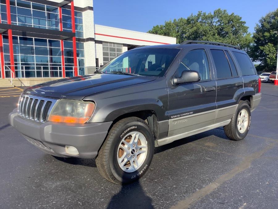 Used Jeep Grand Cherokee 4dr Laredo 4WD 2002   Marsh Auto Sales LLC. Ortonville, Michigan