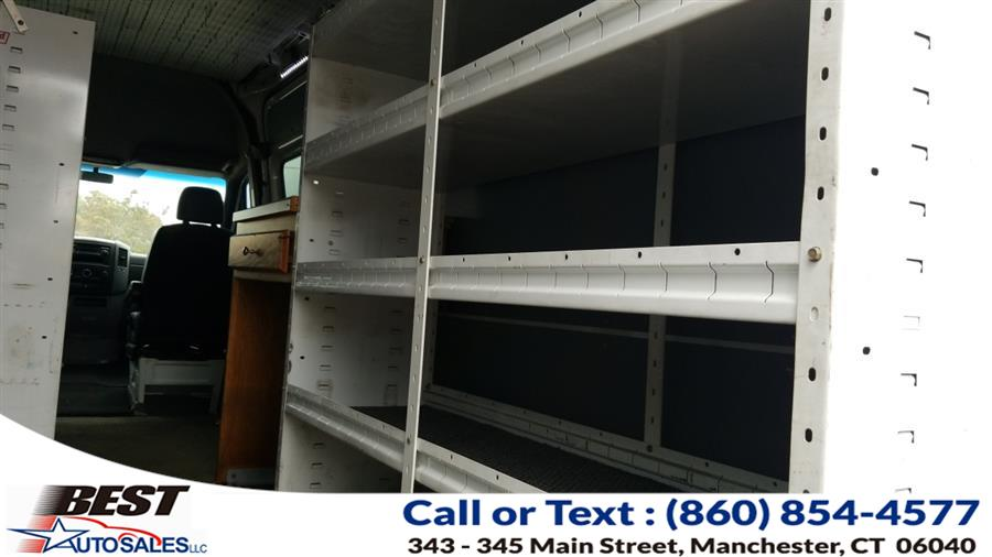 Used Freightliner Sprinter 3500 HIGH TOP WB 2007   Best Auto Sales LLC. Manchester, Connecticut