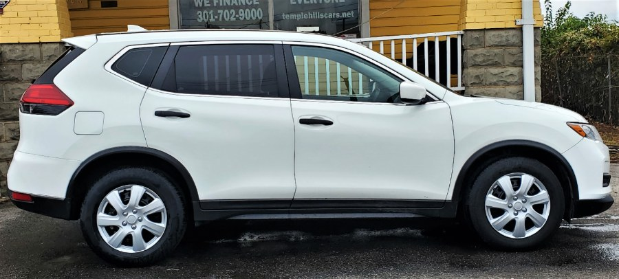 Used Nissan Rogue FWD S 2017   Temple Hills Used Car. Temple Hills, Maryland