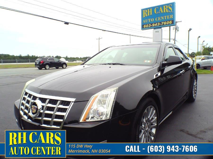 Used 2013 Cadillac CTS Sedan in Merrimack, New Hampshire | RH Cars LLC. Merrimack, New Hampshire