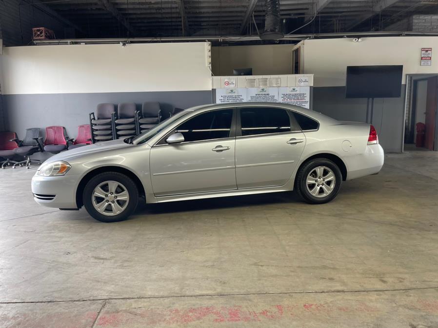 Used Chevrolet Impala 4dr Sdn LS Fleet 2013 | U Save Auto Auction. Garden Grove, California