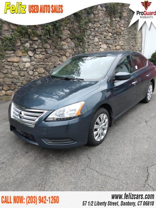 Used 2014 Nissan Sentra in Danbury, Connecticut | Feliz Used Auto Sales. Danbury, Connecticut