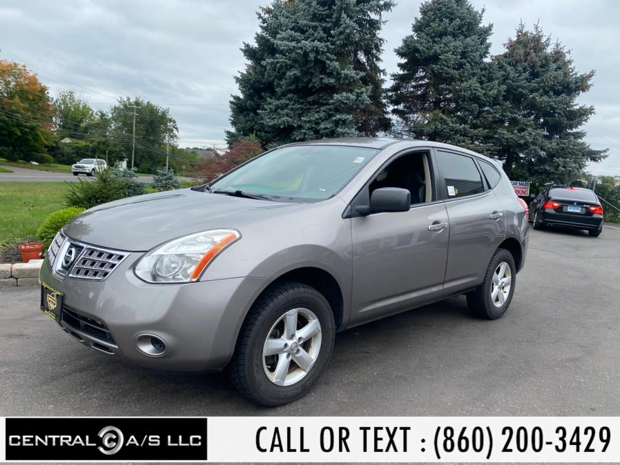 Used Nissan Rogue AWD 4dr SL 2010   Central A/S LLC. East Windsor, Connecticut
