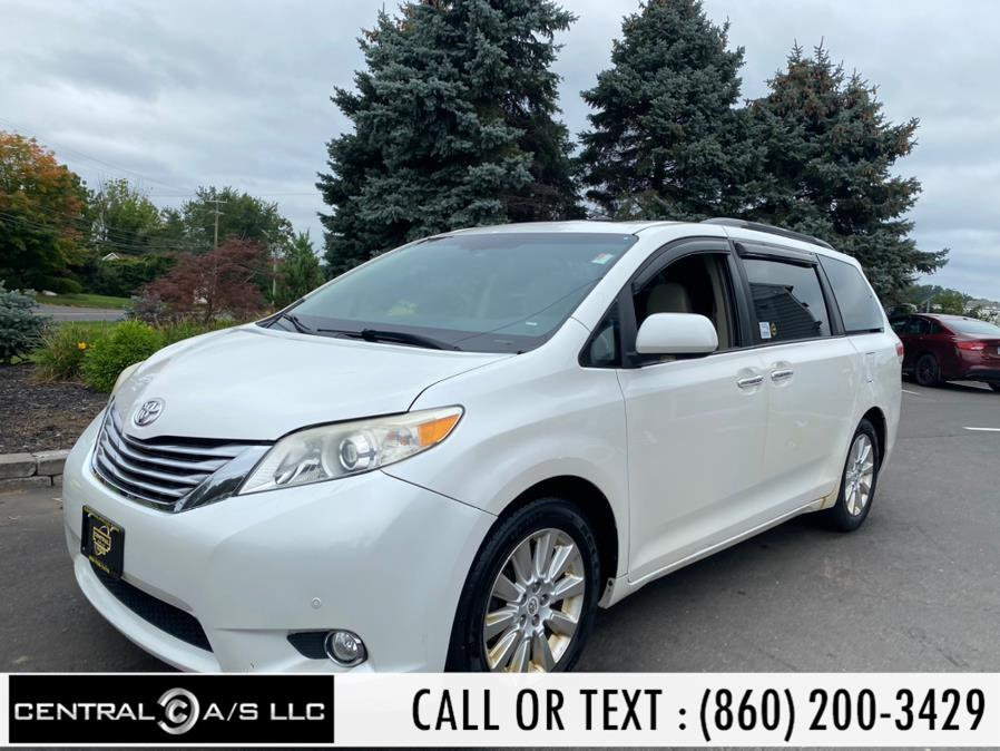 Used Toyota Sienna 5dr 7-Pass Van V6 XLE FWD (Natl) 2011   Central A/S LLC. East Windsor, Connecticut