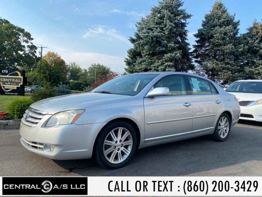 Used Toyota Avalon 4dr Sdn Touring (Natl) 2007 | Central A/S LLC. East Windsor, Connecticut