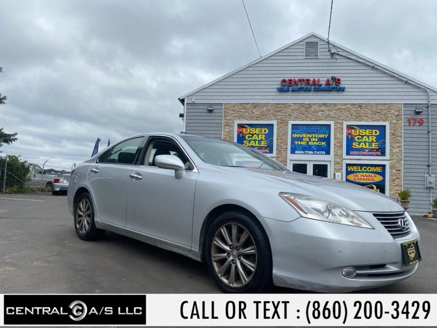 Used Lexus ES 350 4dr Sdn 2008 | Central A/S LLC. East Windsor, Connecticut