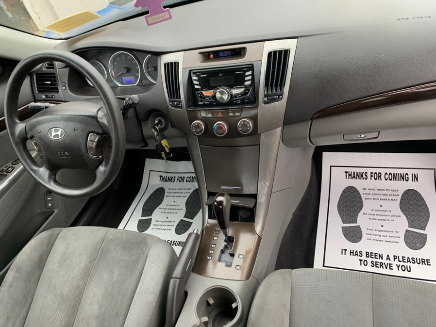 Used Hyundai Sonata 4dr Sdn I4 Auto GLS 2010   Rt 138 Auto Center Inc . Taunton, Massachusetts